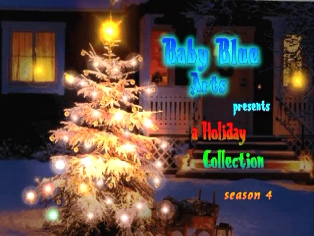 Baby Blue Arts Presents - A Holiday Collection 2011